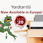 Read more about the article Yardian Pro: Now Available in Europe!